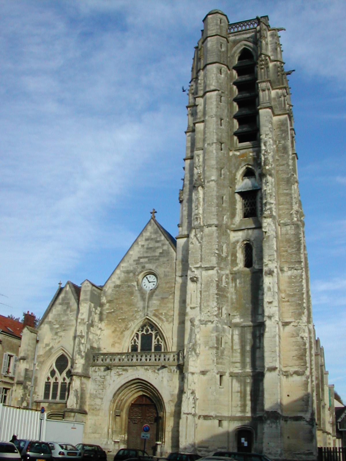 Église Saint-Crépin