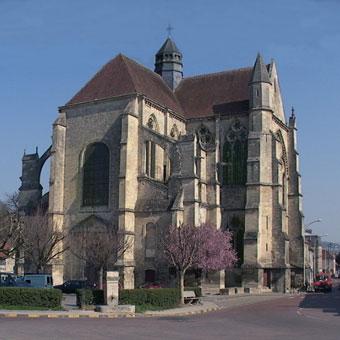 Église Abbatiale Saint-Ferréol